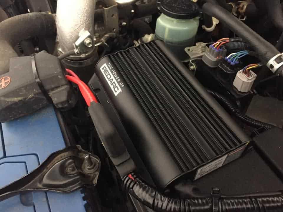 Redarc Dual Battery System Installation