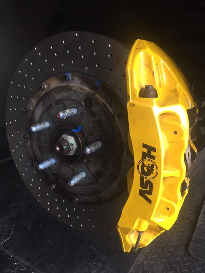 Replacement Rotors & Pads