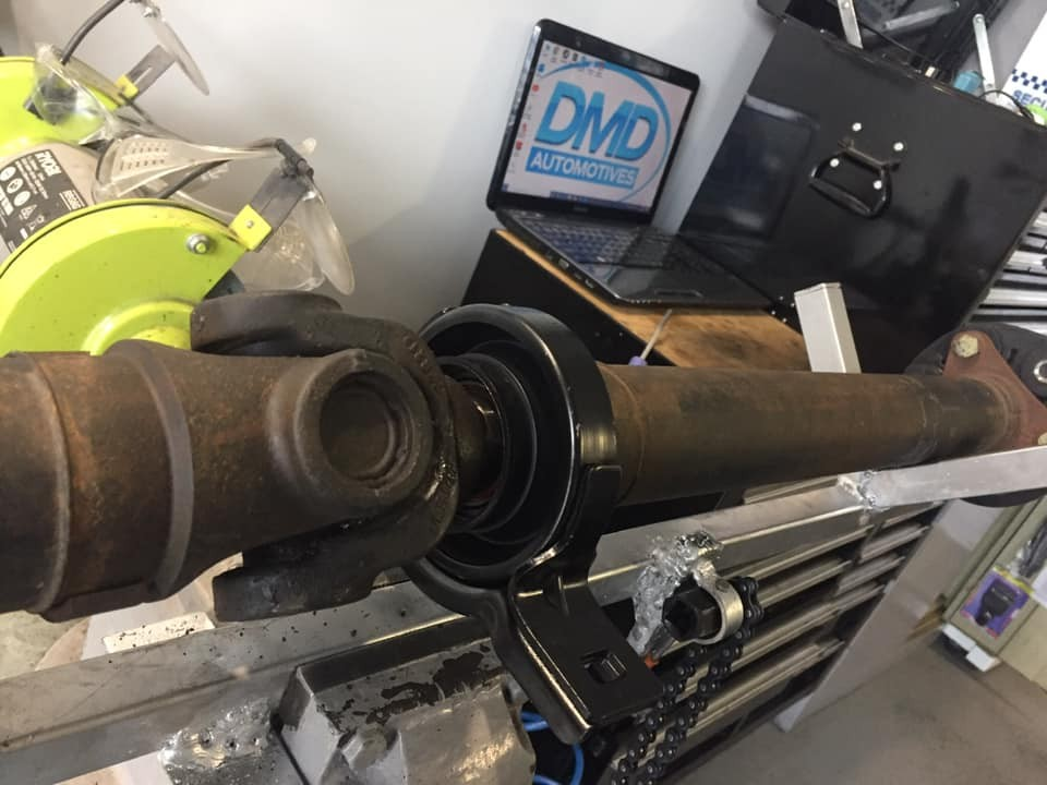Ford Falcon Tail Shaft Repairs